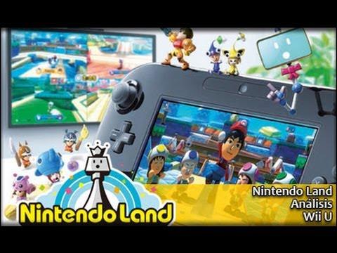 Nintendo Land [Análisis]