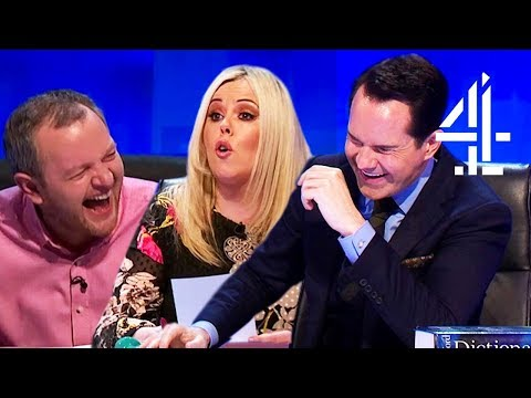 Miles Jupp & Others LOSE IT Over Horse Willies Fact  8 Out of 10 Cats Does Countdown