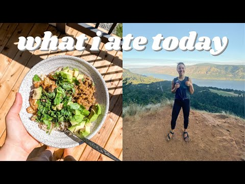 What I Ate Today | Easy Vegan Meals!