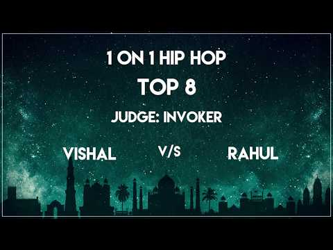 Genre 2.0 Battles | Hip Hop Category | Rahul Vs Vishal