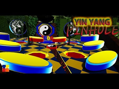 PINHOLE YIN YANG (Android Mobile Games)