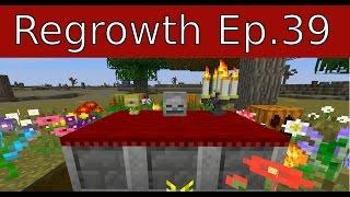 """""""Kreismagie und komische Pflanzen"""" - Regrowth Ep.39 [Modded Minecraft Adventure, deutsch]"""