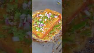 Chotu Bhai Special Omelette Rs 110/-  Only #shahdarafood #shorts