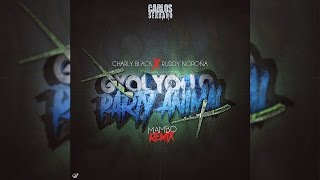 Charly Black - Gyal You A Party Animal Ft. Ruddy Noroña [Mambo Remix]