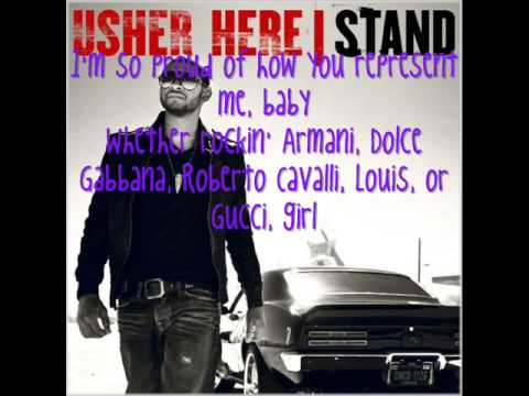 Something Special by Usher with lyrics