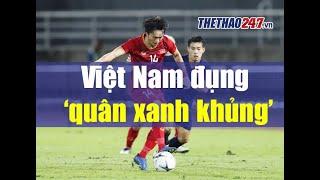 Đội tuyển Việt Nam chốt 'quân xanh chất lượng' trên đất UAE   Thể Thao 247