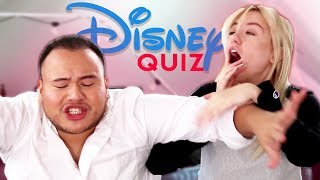 Eskalation beim Ultimativen Disney Song Quiz!