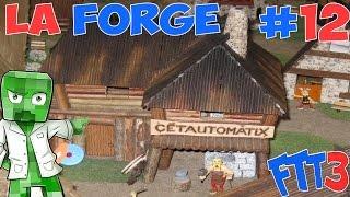 FTT S3 : La forge de Cétautomatix  #12
