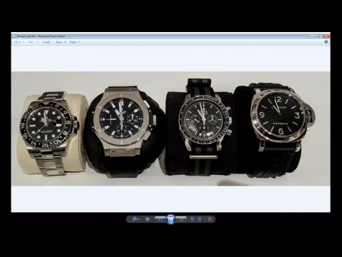 PAID WATCH REVIEWS WITH CLYVE - The Mark M Collection