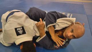 Armbar from butterfly guard
