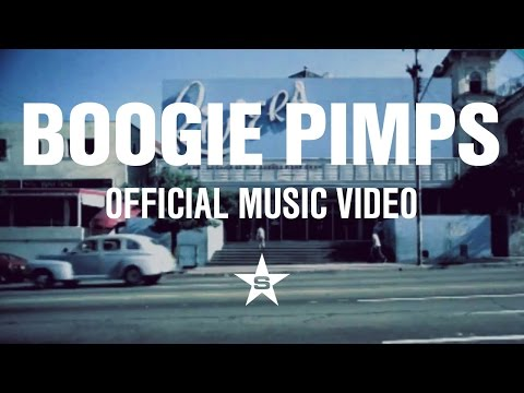 Boogie Pimps - Sunny (Official Music Video)