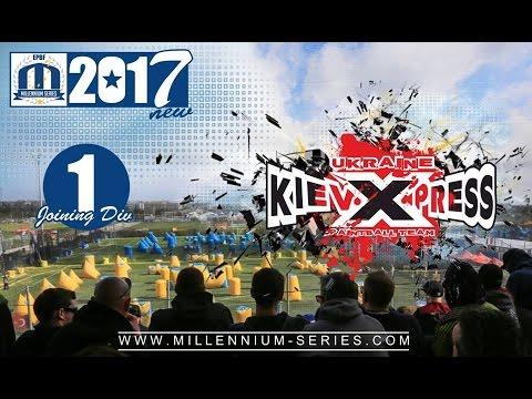 Kiev Xpress vs Paris Camp Carnage 2
