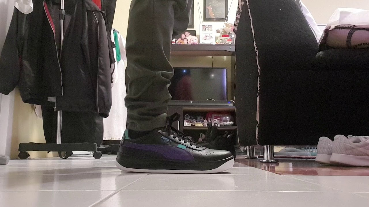 big sale 9b803 c9124 Puma GV Special + LD On Feet