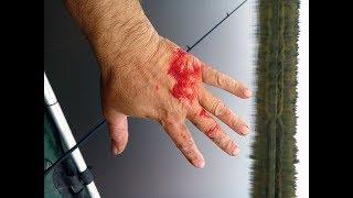 Рыбалка в Карелии Осенний жор Крупная щука 2019 ч.1
