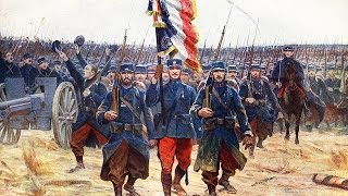 WORLD WAR 1 BATTLES OF WW1 GERMAN FRENCH COLOR COMBAT FOOTAGE WESTERN FRONT 1914 ARMY TACTICS PART 3