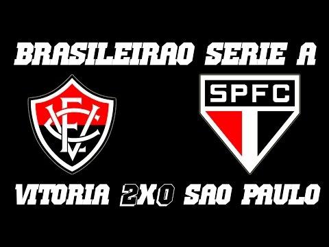 Melhores Momentos - Vitória 2 x 0 São Paulo - Campeonato Brasileiro (25-09-16)