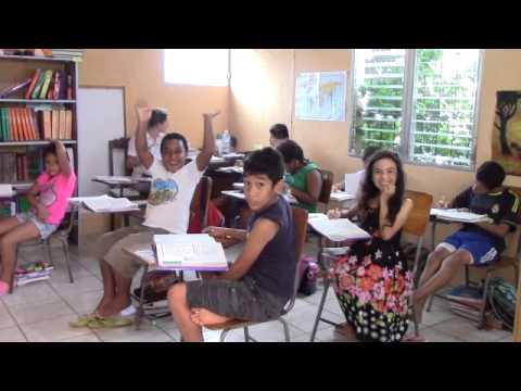 Bay Islands International School   low quality video