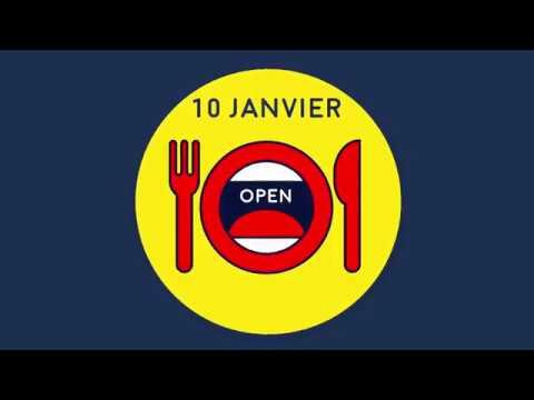 Open : restaurant universitaire L'Intermezzo