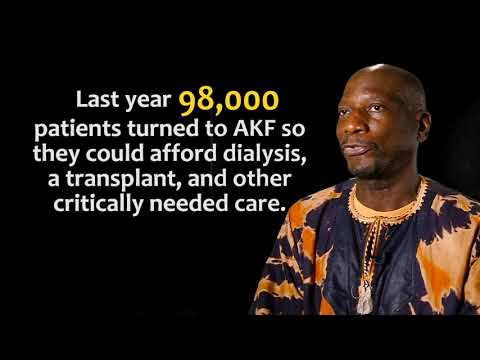 American Kidney Fund: The safety net for Americans with kidney failure