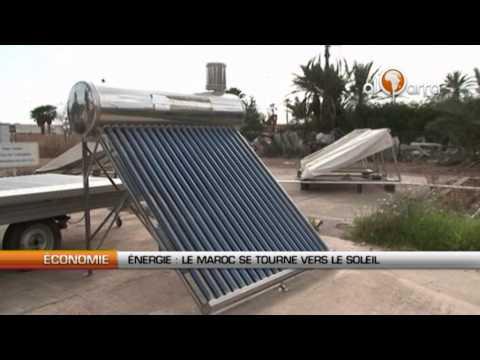 Energie : Le Maroc se tourne vers le soleil