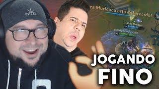 JOGANDO O FINO NA MD10 DO AMOR 2018 #1