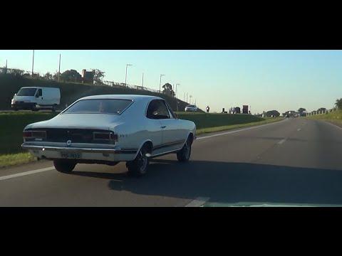 Opala De Luxo E Opala Ss Na Estrada Youtube