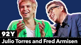 julio-torres-with-fred-armisen-on-my-favorite-shapes-los-espookys-snl-animals-banking-and-more