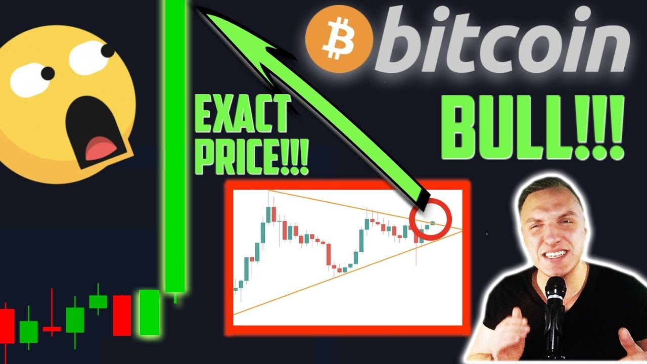 HUUUGE!!!!!!!!!!! BITCOIN IS PUMPING RIGHT NOW!! [but THIS btc chart changes everything…] 1