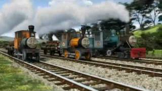 Thomas, Casey Jr & Friends Song: Hear the Engines Coming (My Version)
