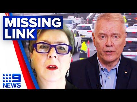 NSW looks for COVID-19 'missing link'   Coronavirus   9 News Australia