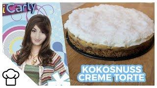 iCarly Kokosnuss-Creme-Torte // Coconut Cream Pie