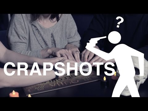 Crapshots Ep388 - The Ouija Board