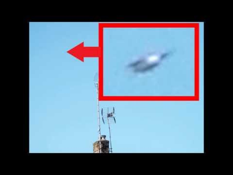 UFO Over Welwyn Garden City: August 28th 2015