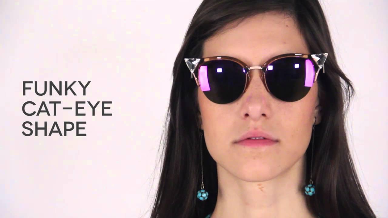 c5ab864f3ffee Fendi 0041 S Iridia Sunglasses Review