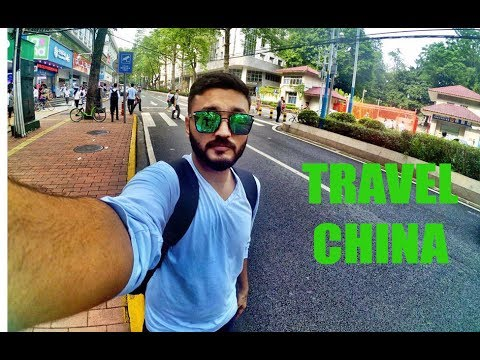 Travel CHINA - GUANGZHOU , SHANGHAI