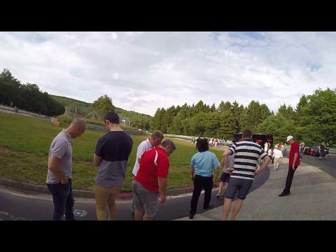 Nürburgring Nordschleife Driver Academy Track Walk Part 8- Carousel (13.5km) On-track