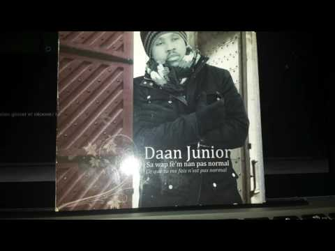 Daan junior full album - ça wap fè'm nan pas normal- Sortie en 2009