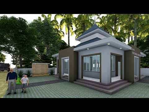 gambar masjid minimalis sederhana - gambar terbaru hd