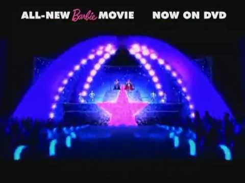 2012 º BARBIE™: THE PRINCESS AND THE POPSTAR Dvd