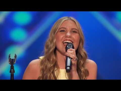 America's Got Talent - Brennley Brown