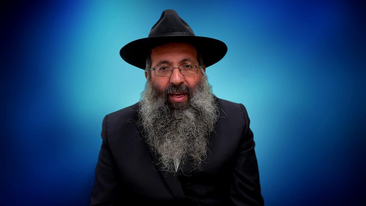 הרב מאיר גבאי - חובת הלבבות | שיעור 34