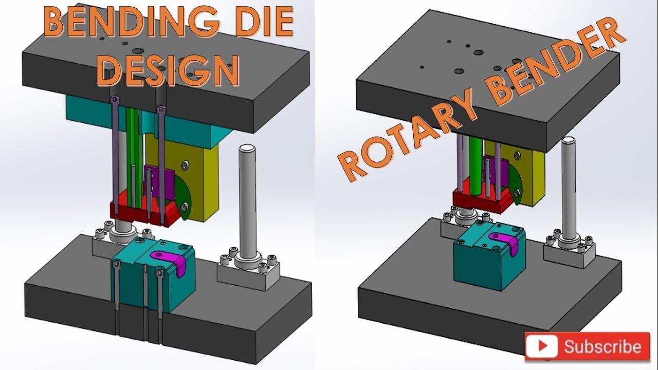 Download ROTARY DIE BENDER DESIGN [] BENDING DIE DESIGN