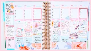 Plan with Me! // Glam Planning 101
