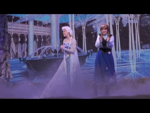 For the First Time in Forever: A Frozen Sing-Along Celebration 2015, Hollywood Studios, Disney World
