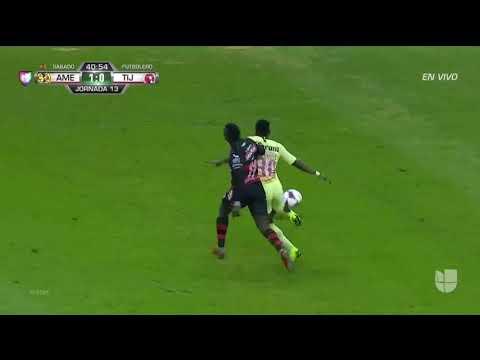 Diego Lainez vs Tijuana - su golazo y todas sus acciones