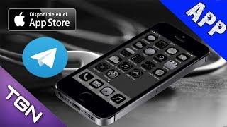 TELEGRAM MESSENGER | EXELENTE APP ALTERNATIVA A WHATSAPP RECOMENDADO IPOD, IPHONE & IPAD  iOS 7