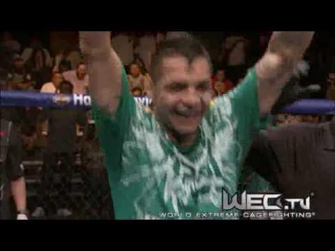 WEC Manny Gamburyan vs Leonard Garcia Pre Fight Interview
