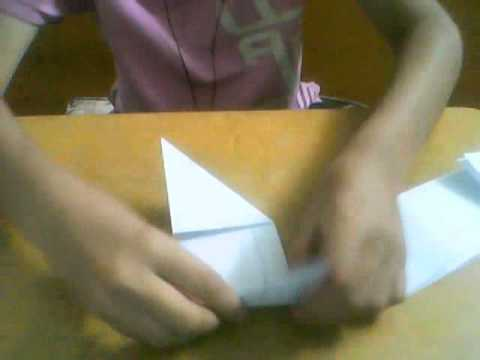 How to Make a origami/paper Beyblade