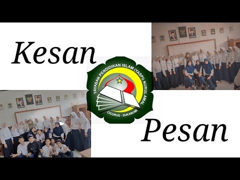 Kesan Dan Pesan Sekolah Di SMPI NURUL AMAL (Siti Aisyah - IXE)