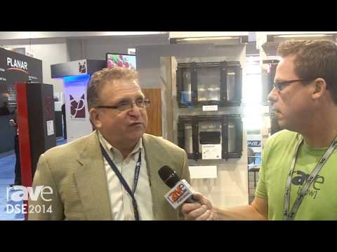 DSE 2014: Gary Kayye Interviews Marshall Paisner of Premier Mounts